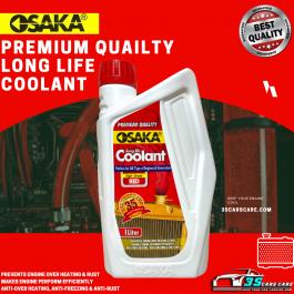 Long Life Coolant Red 1 Litter  High Grade OSAKA