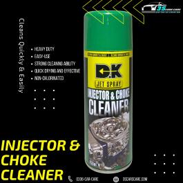 CARBURETOR + CHOKE & PARTS CLEANER 450ML DK