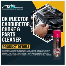 INJECTOR , CARBURETOR + CHOKE & PARTS CLEANER 450ML DK PINK SERIES