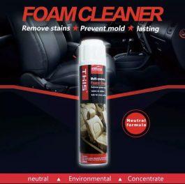 MULTIPURPOSE FOAM CLEANER (WITH BRUSH) THIS