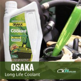 Osaka Coolant 1 Litter pack High Grade (green)