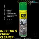 CARBURETOR + CHOKE & PARTS CLEANER 300ML DK