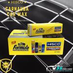 Formula Carnauba Car Wax High Gloss Shine 100gm HISCO