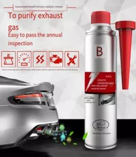 Cleaning agent professional treatment of exhaust gas removal internal cleaning BOTNY