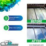 FORMULA Clear Vision Glass Cleaner Treak-Free Shine 500ML HISCO