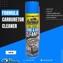 CARBURETOR + CHOKE & PARTS CLEANER 300ML FORMULA