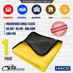 Microfiber Coral Fleece – Low Fur – Pack of 1