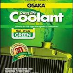 Long Life Coolant 500ml pack High Grade (green) OSAKA