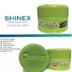 ShineX Profestional Carnauba Wax 300gm USA